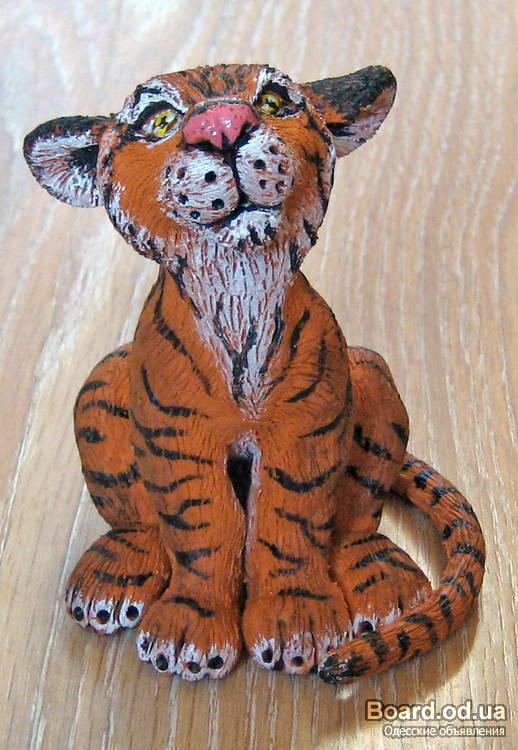 Сделать своими рукам тигра 13