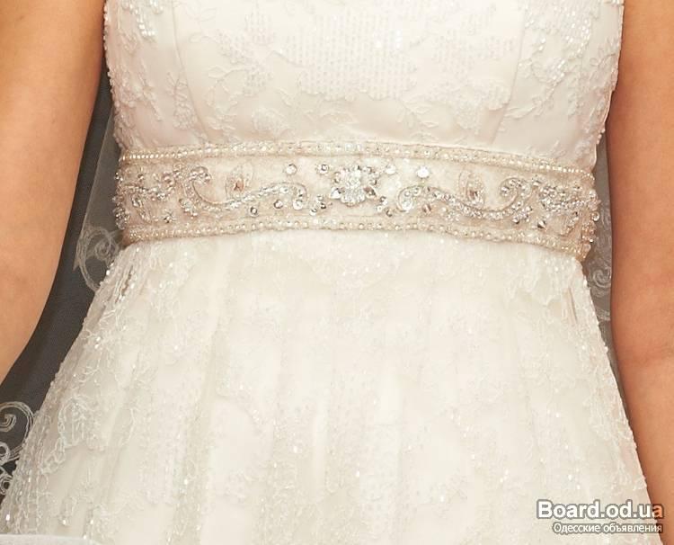 Вышивка платье свадебное платье 59