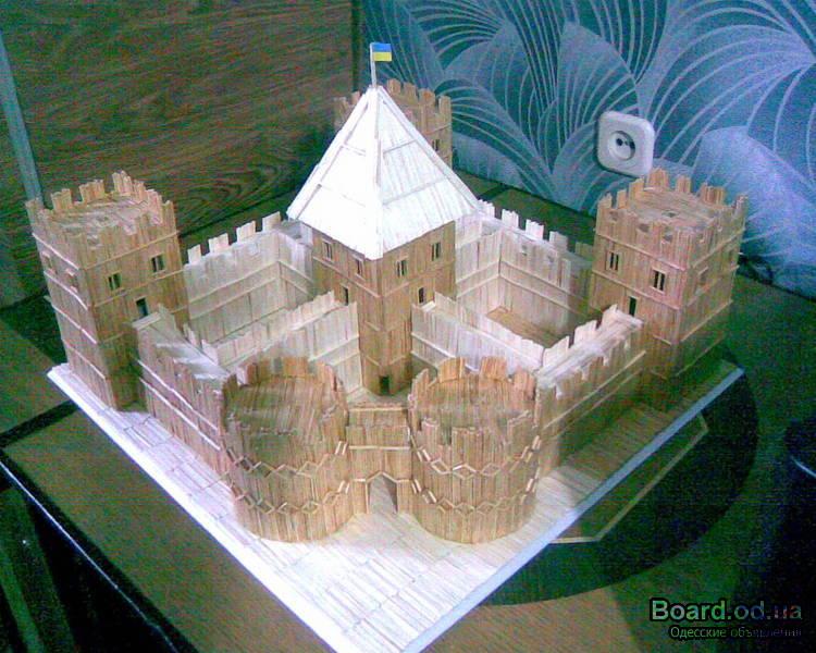 Замок своими руками построить 269