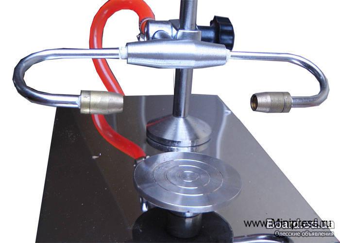 Лабораторная машинка для запайки ампул