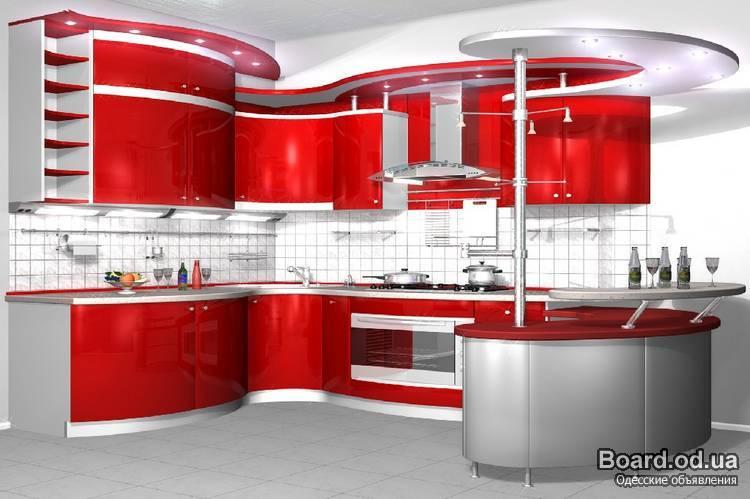 сборка кухонной мебели в краснодаре