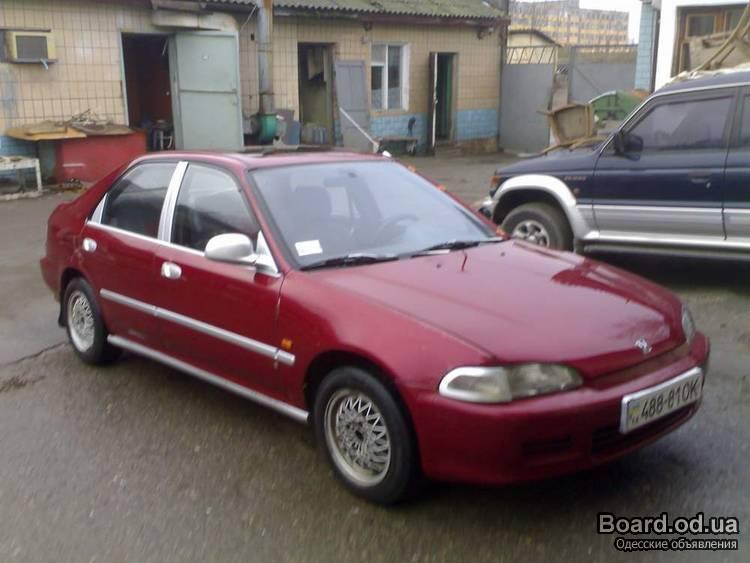 Honda civic 1992.