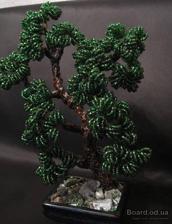 Продаю бисерные деревья.